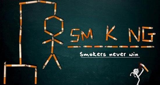 Smoking - hangman