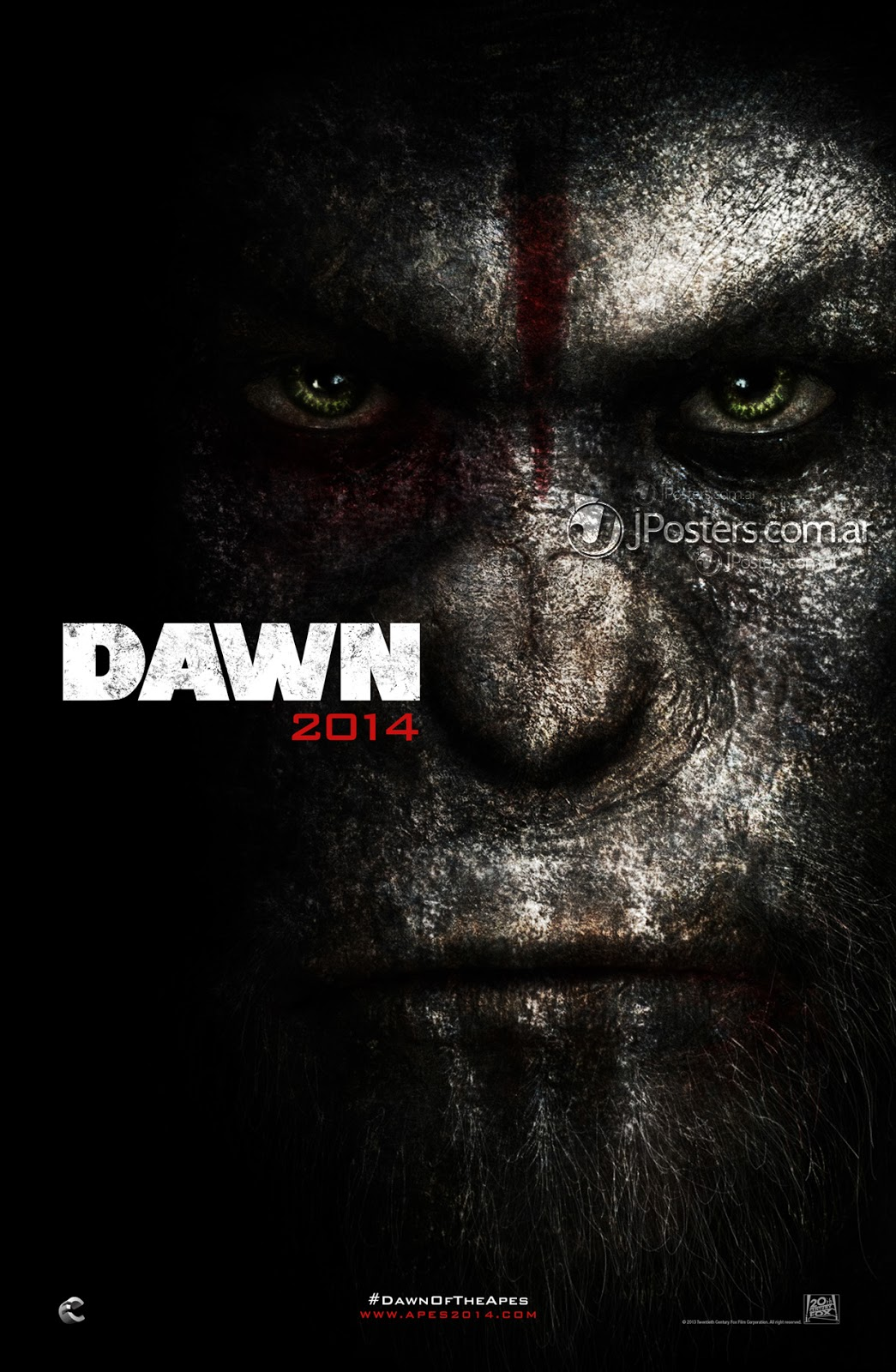 Planeta maimuțelor - dawn of the planet of the apes