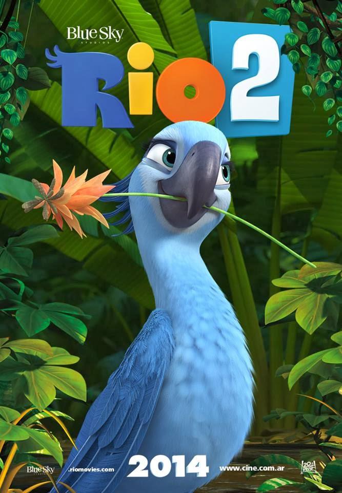 rio 2 - poster