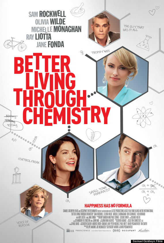 better living through chemistry - Dragostea e chimie, nu magie
