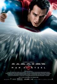 Man of Steel: Eroul - poster