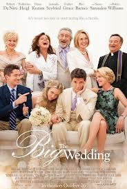 The Big Wedding - Poster