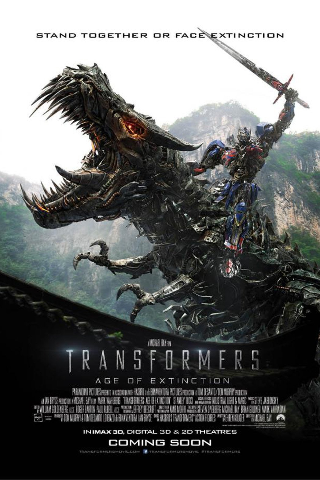 Transformers poster afis