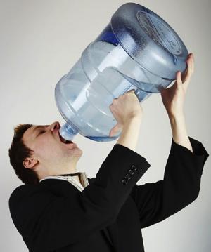 apa pentru obtinerea siluetei
