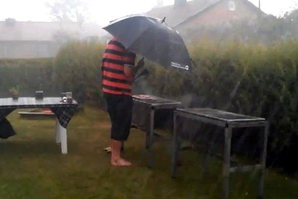 1 mai ploaie