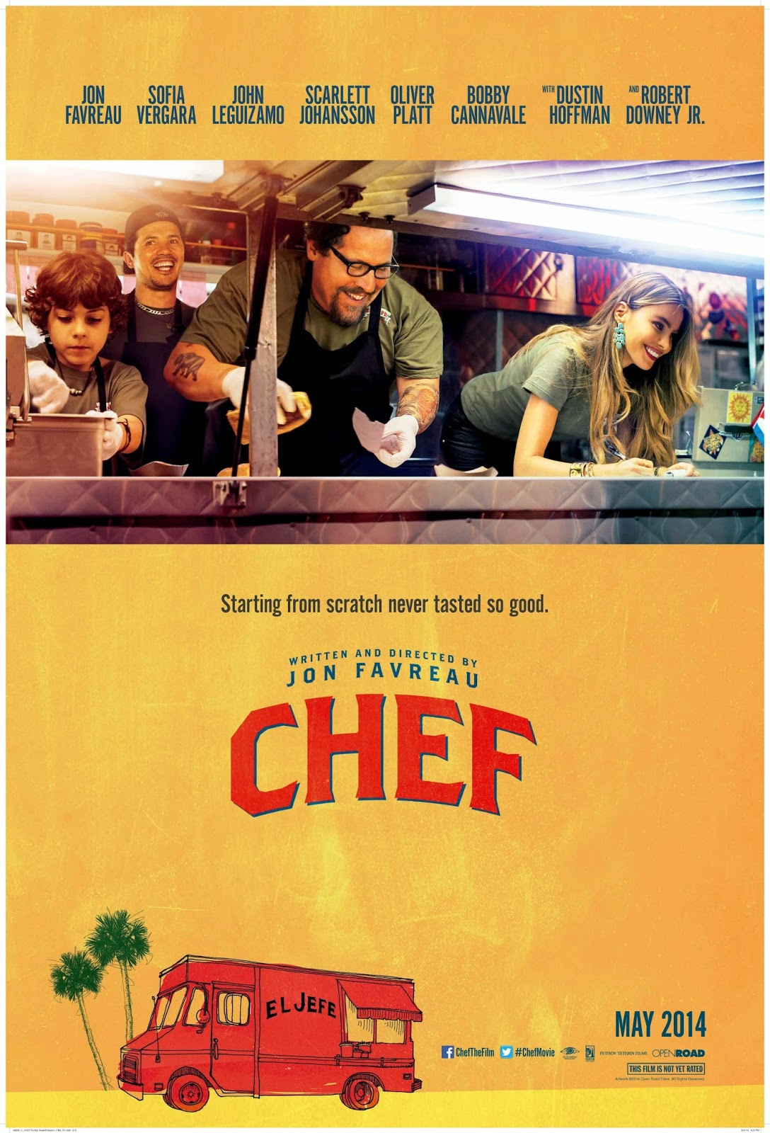 Chef - film poster